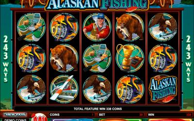 Alaskan Fishing casino game